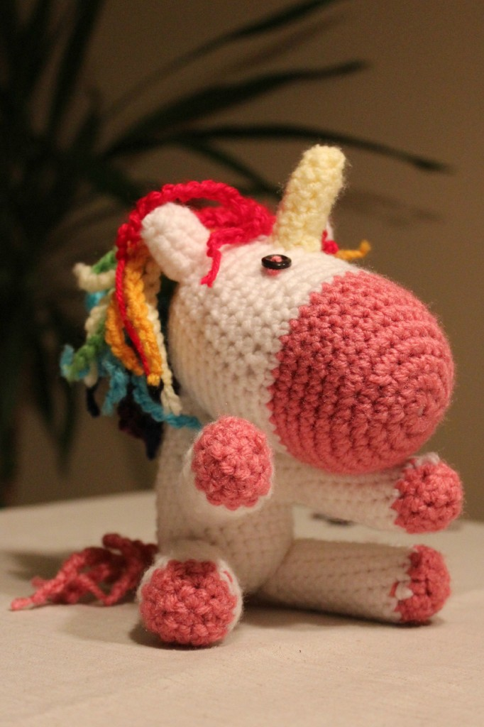 Unicorn Amigurumi